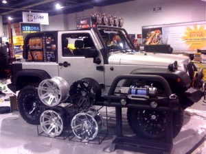 rugged ridge sema booth