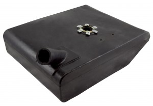 New Polyethylene Jeep Gas Tanks from Omix