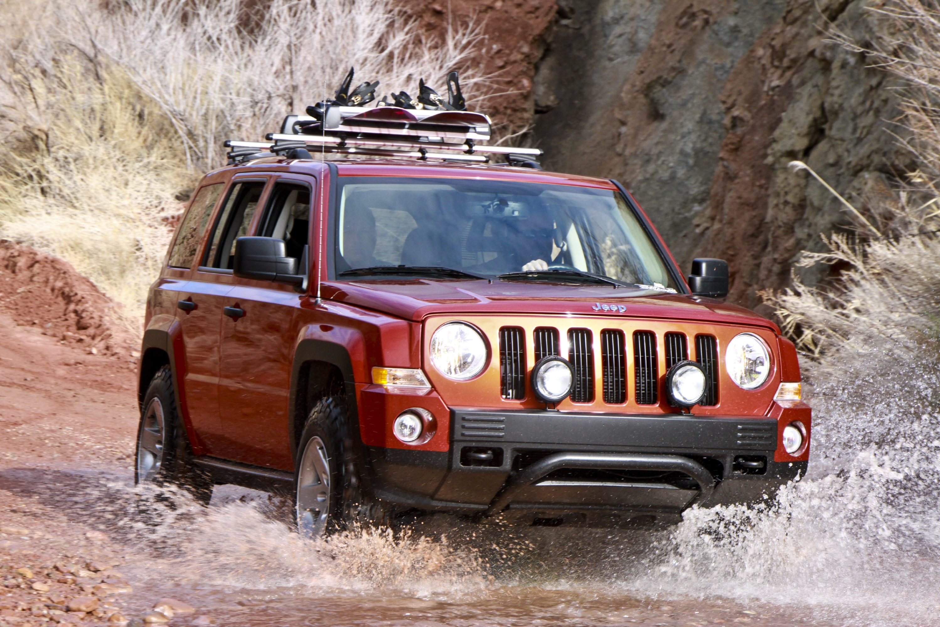 Jeep Patriot Extreme Concept