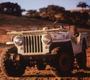 1946 Jeep Willys Universal CJ2A