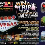 Win a trip to the SEMA Show with Rugged Ridge!