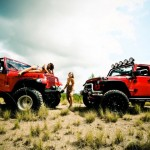 Rugged Ridge Jeeps and Girls