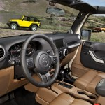 2011 Jeep Wrangler Interior