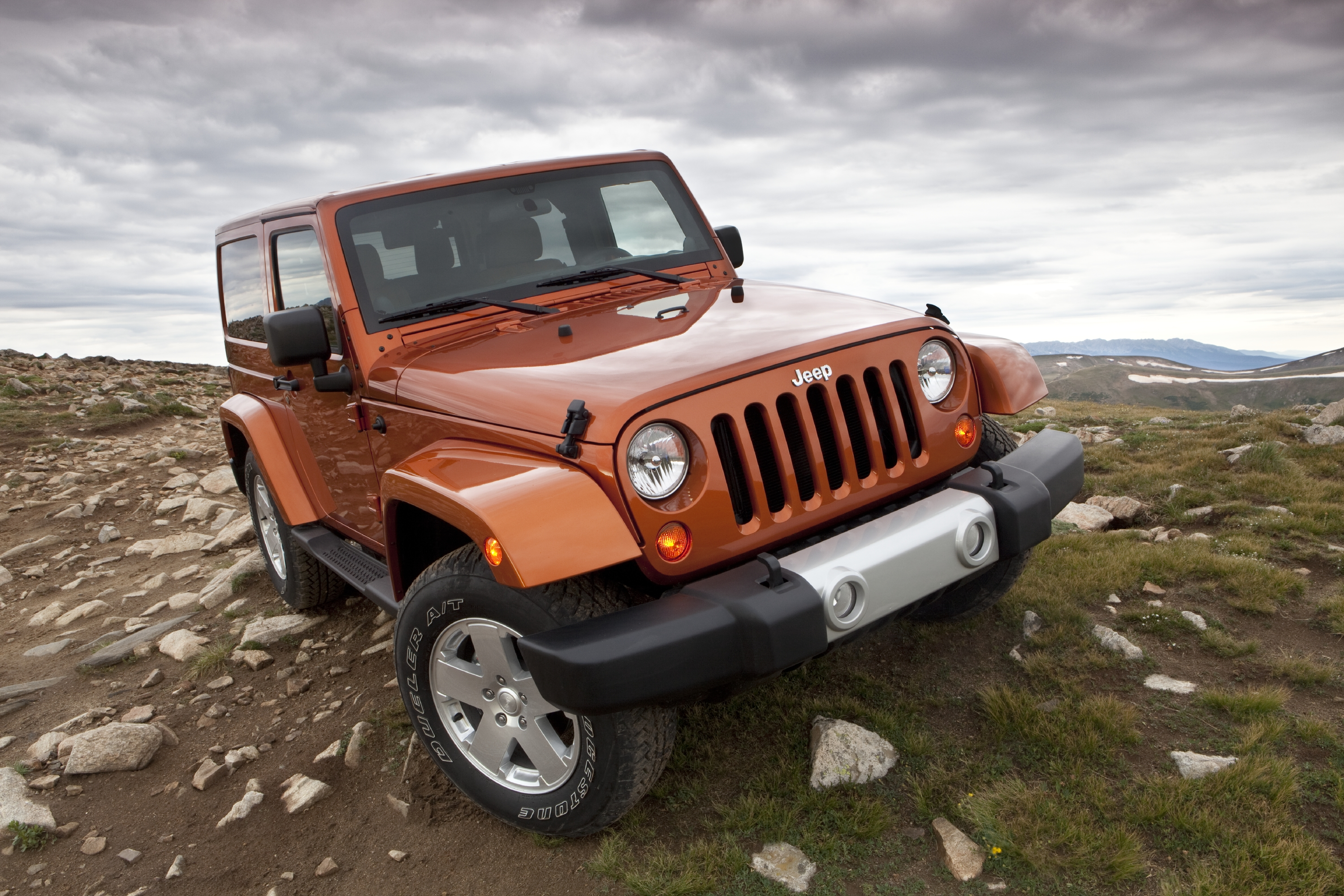 Jeep has finally taken the wraps off the 2011 Jeep Wrangler! Its been 70  year since the first Jeep (Willys) rolled of the assembly line.
