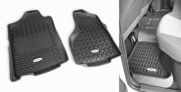 All Terrain Floor Liners by Rugged Ridge