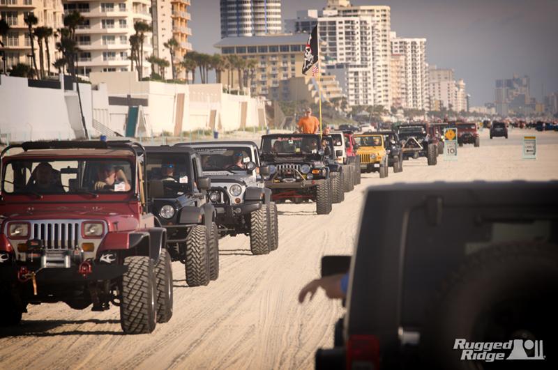 Jeep Beach 2011