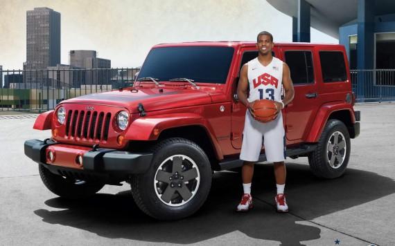 jeep and usa basketball team up