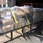 Shipment of Omix-ADA, Rugged Ridge, and Alloy USA Parts