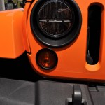 Headlight and turn signal bezels