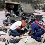 Welding Repairs on the Rubicon