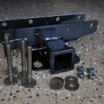 Rugged Ridge JK Receiver Hitch