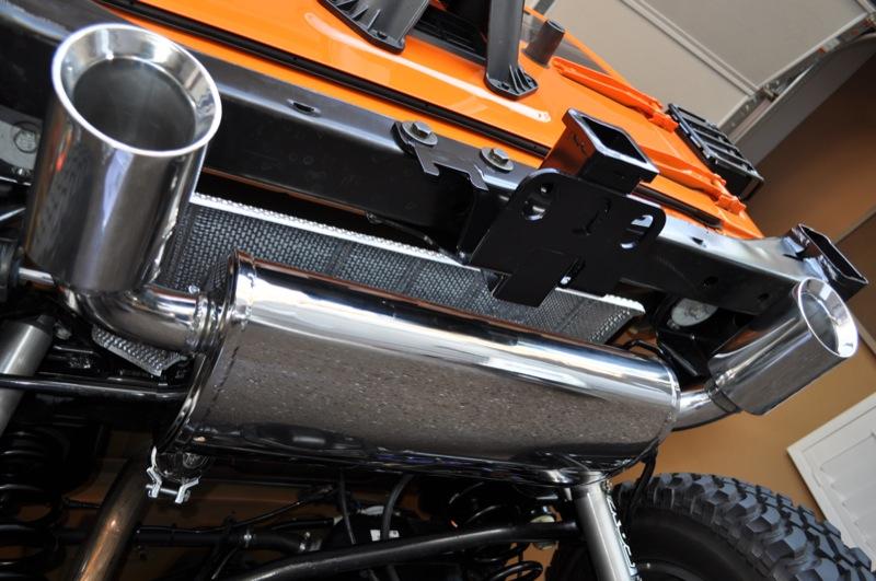 Today: 2012 Wrangler Exhaust At Woreks.co