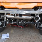 JK Exhaust and Receiver hitch