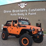 Crush Recovery at Drew Brothers Customs