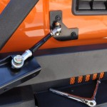Rugged Ridge Tire Carrier Linkage