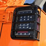 Rugged Ridge Euro Tail Light Guards