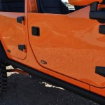 Rugged Ridge JK Half Doors