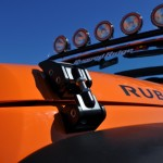 Rugged Ridge JK Aluminum Hood Latch