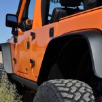 Rugged Ridge JK All Terrain Flat Fender Flares