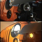 Recon LED Marker Lights