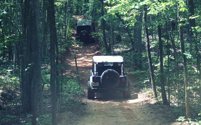 Rugged-Ridge-Trail-Access-Program-Jeeps-on-Off-Road-Trail-