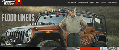 New Rugged Ridge.com
