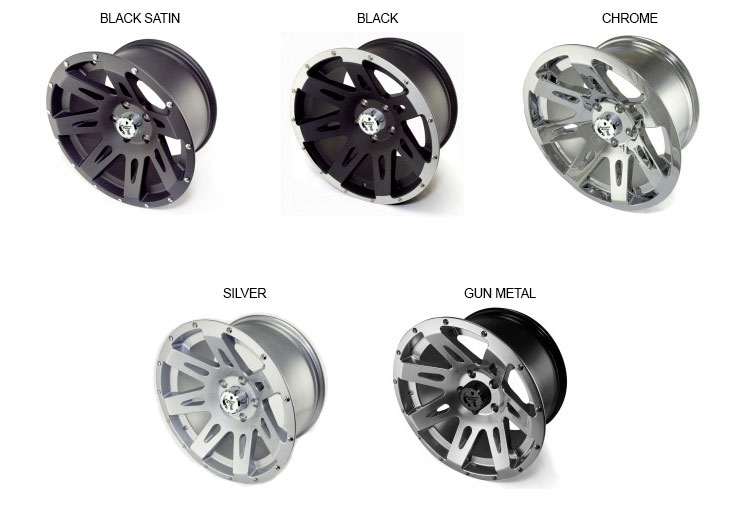 Wheel-Finishes