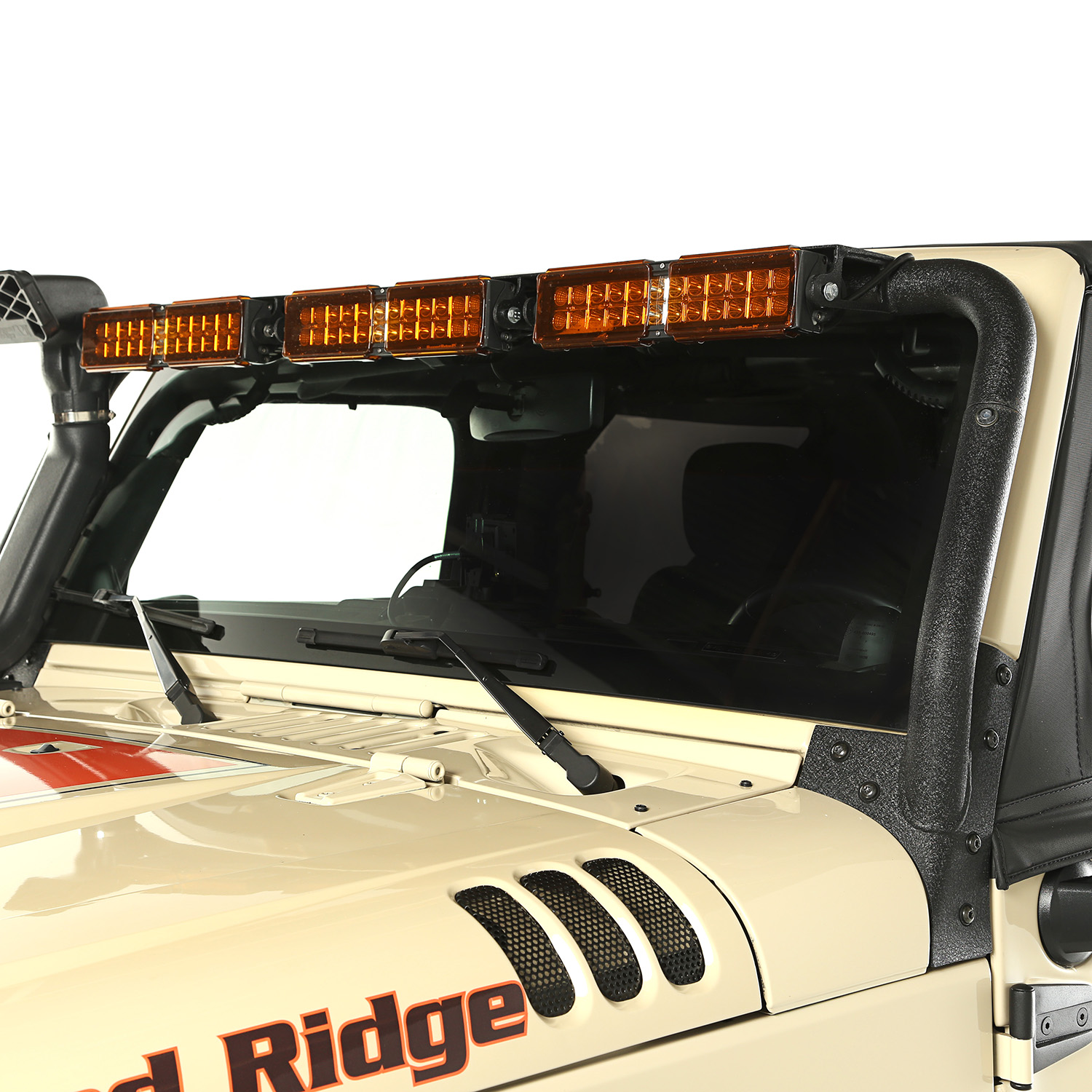 light bar mount for 2007 2015 jeep wrangler jk wrangler unlimited jk. Black Bedroom Furniture Sets. Home Design Ideas