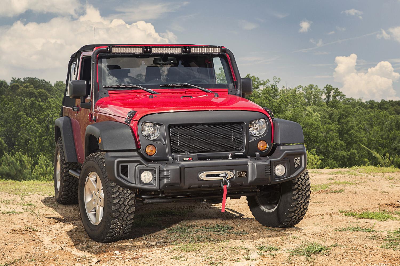 Aftermarket Rubicon Style Bumper Jeep Wrangler Forum