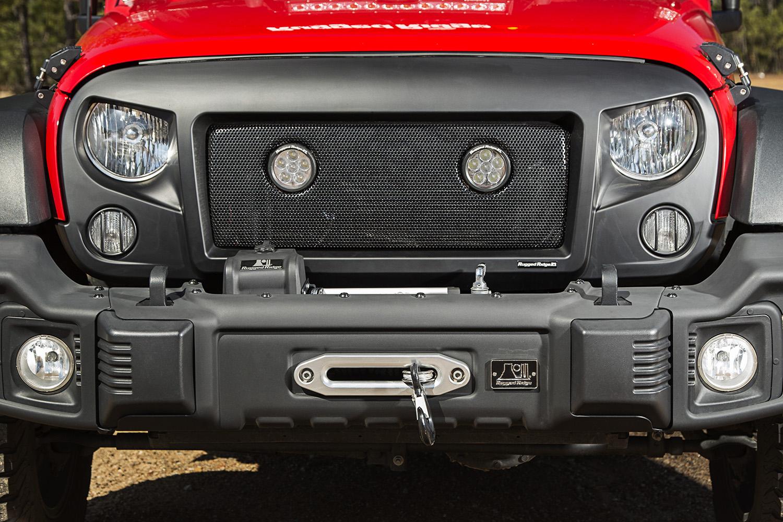 led lights – Jeep Spartan Wiring