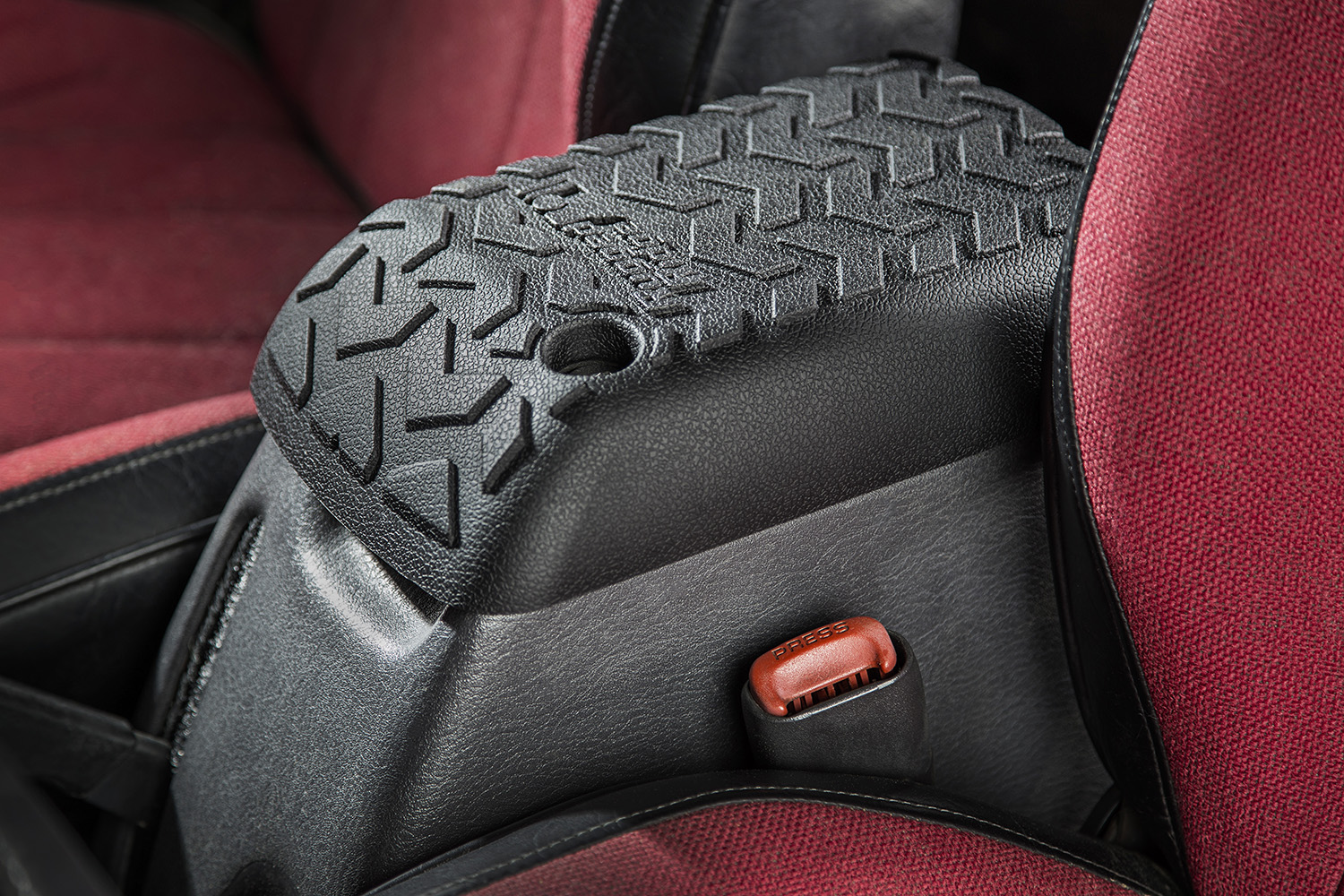 Rugged Ridge Release New All Terrain Center Console Cover