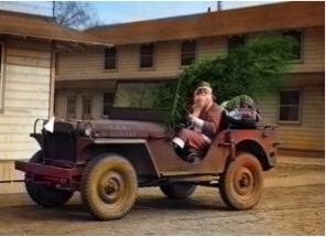 Christmas Jeep.Jeep Christmas List