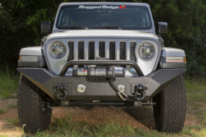 Rugged Ridge's Spartan line of bumpers offer a variety of off-road styles to suit any taste and budget.