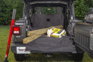 Rugged Ridge C3 Cargo Cover provides versatile interior protection for '18 Wrangler JL owners.